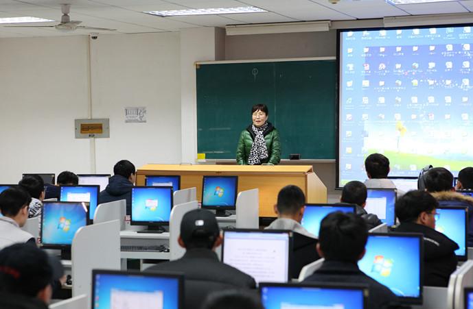 基础课信息化数字教学改革试点班学生培训开班